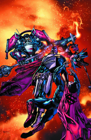 Infinite Crisis: The Fight for the Multiverse #11