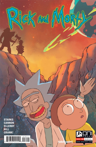 Rick and Morty #16
