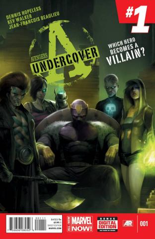 Avengers Undercover #1