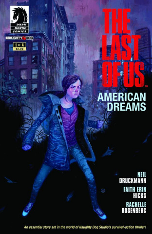 The Last of Us: American Dreams #1 (3rd Printing)