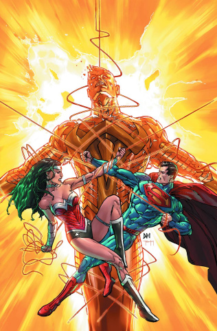 Superman / Wonder Woman #14