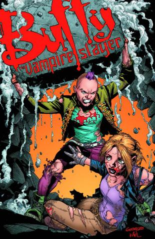Buffy the Vampire Slayer, Season 9: Freefall #24 (Jeanty Cover)