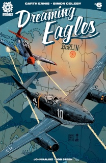 Dreaming Eagles #6