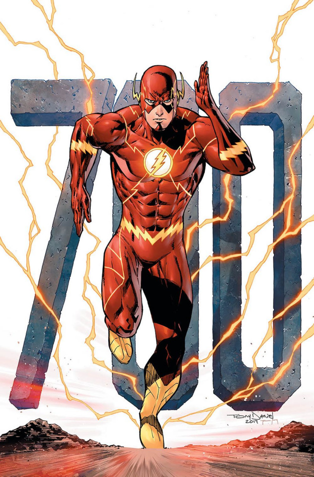 The Flash #39 (Variant Cover)