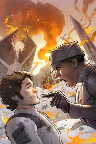 Star Wars: Han Solo, Imperial Cadet #1