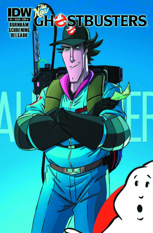 Ghostbusters #1 (2nd Printing)