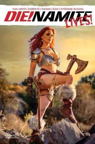 DIE!namite Lives! #1 (Cosplay Cover)