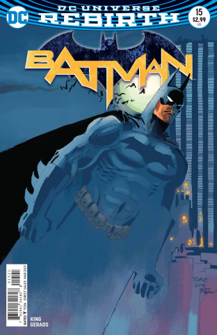 Batman #15 (Variant Cover)