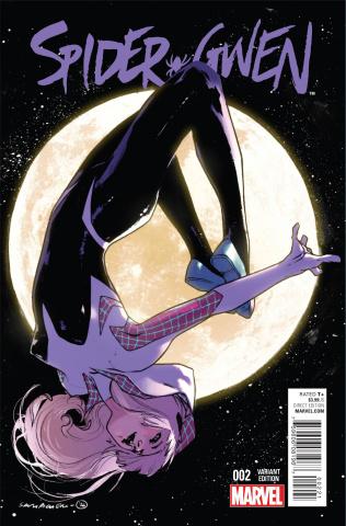 Spider-Gwen #2 (Pichelli Cover)