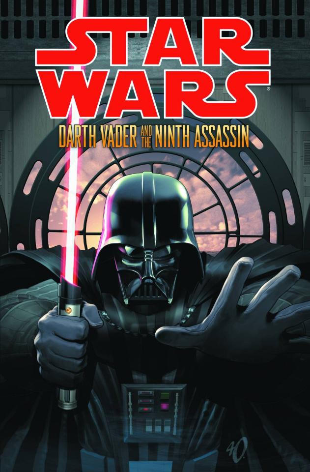Star Wars: Darth Vader & The Ninth Assassin
