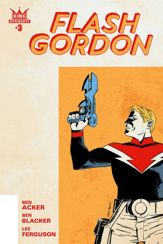 Flash Gordon #3