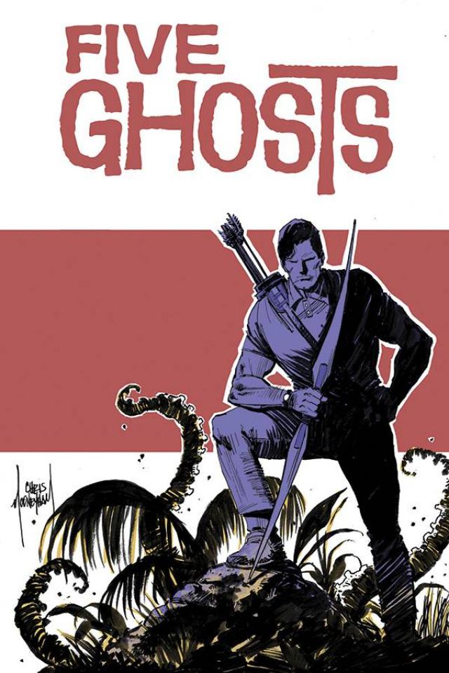 Five Ghosts Vol. 2: Lost Coastlines