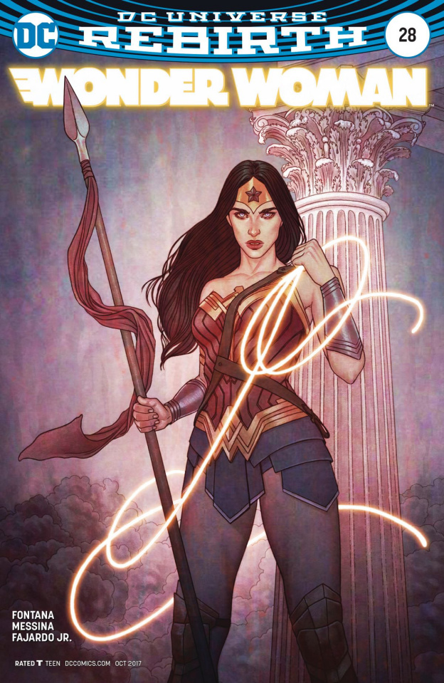 Wonder Woman #28 (Variant Cover)