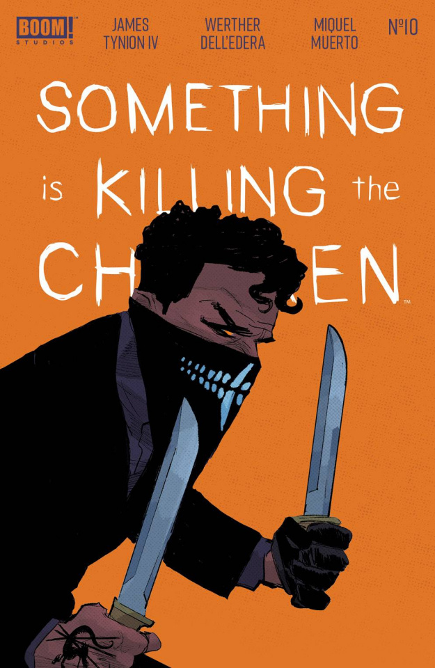 Something Is Killing the Children #10 (2nd Printing)