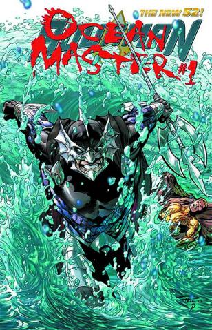 Aquaman #23.2: Ocean Master Standard Edition