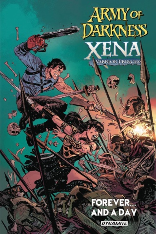 Army of Darkness / Xena: Forever... And a Day