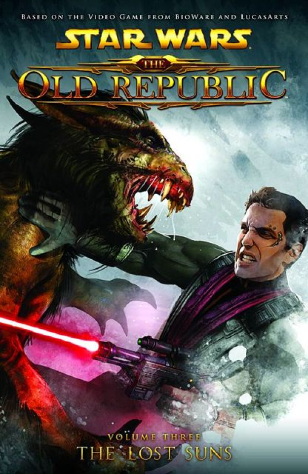 Star Wars: The Old Republic Vol. 3: The Lost Suns