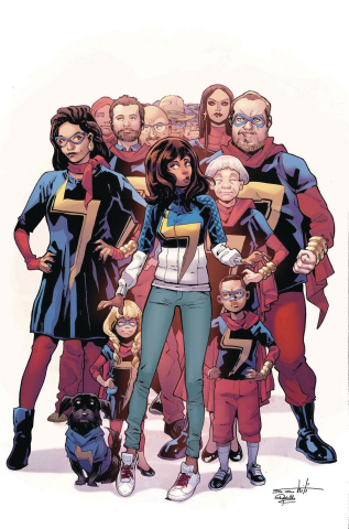 Ms. Marvel #25
