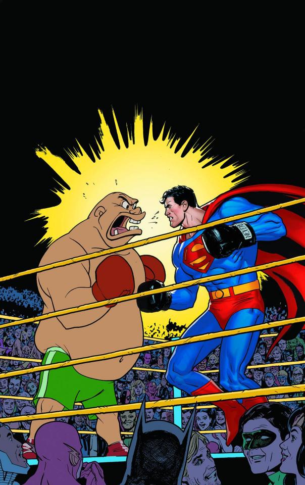 Superman #46 (Looney Tunes Cover)