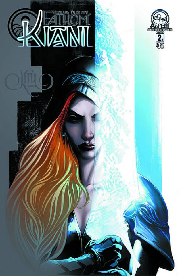 Fathom: Kiani #2 (Direct Market Cover B)