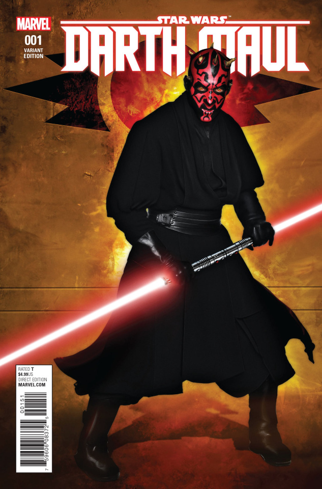 Darth Maul #1 (Movie Cover)
