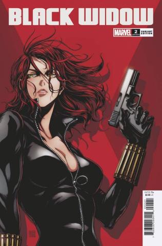 Black Widow #2 (Okazaki Cover)