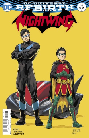 Nightwing #16 (Variant Cover)