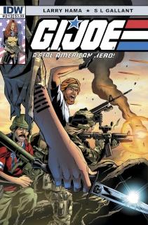 G.I. Joe: A Real American Hero #212