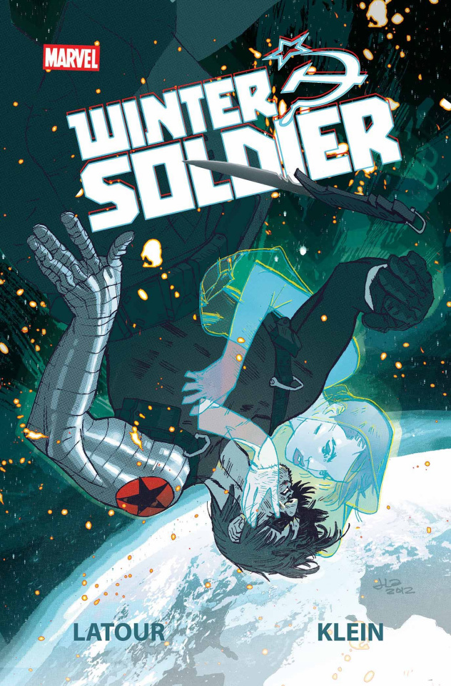 Winter Soldier #19 (Latour CoveR)