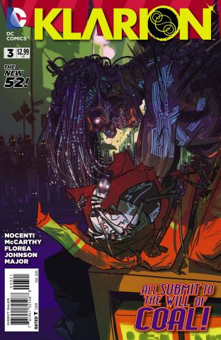 Klarion #3 (Variant Cover)
