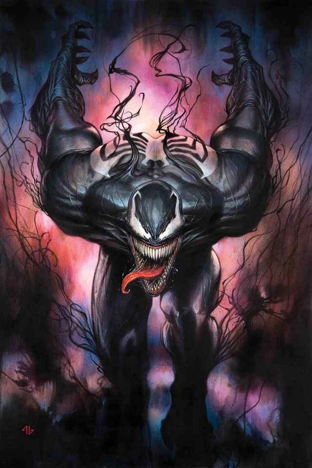 Absolute Carnage #1 (Granov Codex Cover)