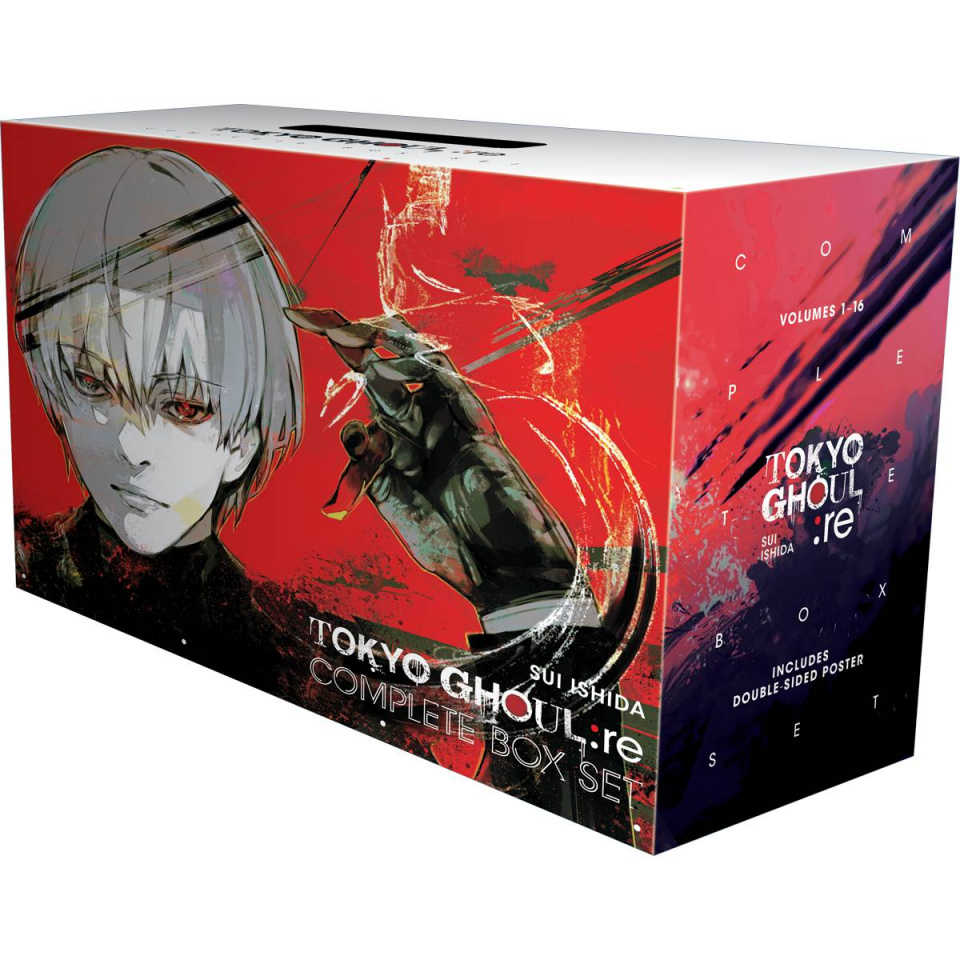 Tokyo Ghoul:Re (Complete Box Set)