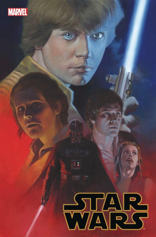 Star Wars: Empire Ascendant #1