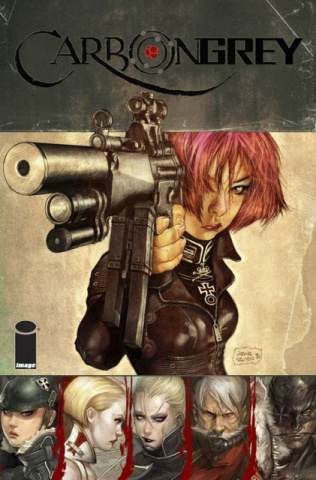 Carbon Grey #1 (Cover B)