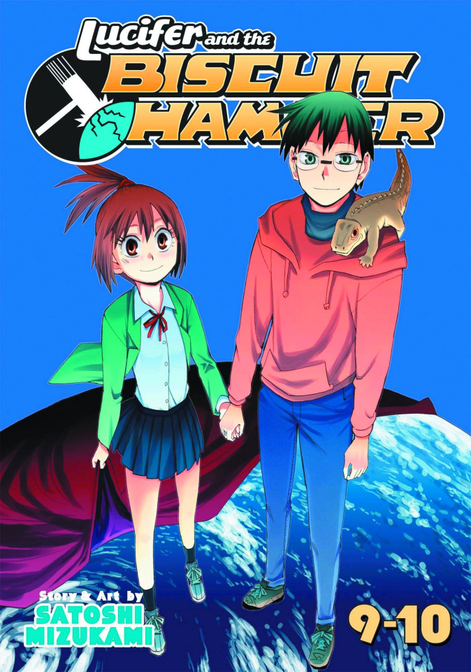 Lucifer and the Biscuit Hammer Vol. 5