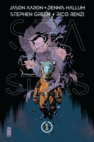Sea of Stars #1 (Mignola Cover)