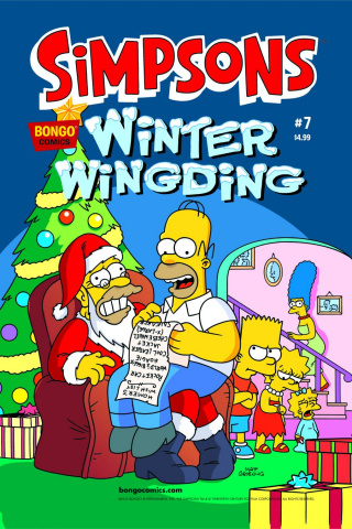 Simpsons: Winter Wingding #7