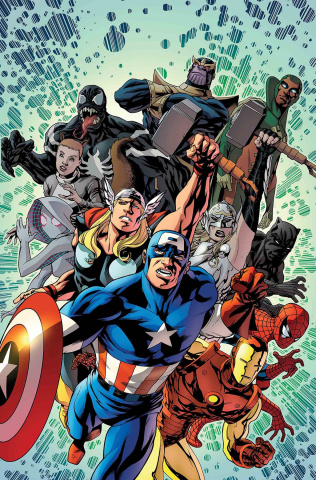All-New All-Different Marvel Reading Chronology #1