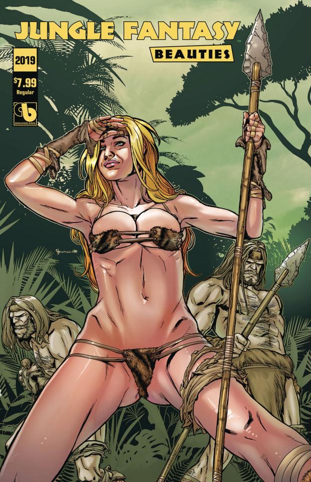 Jungle Fantasy Beauties 2019