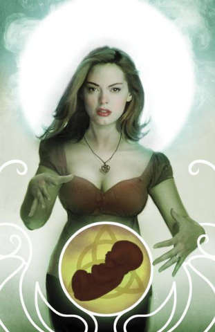 Charmed #8 (Seidman Cover)