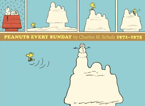 Peanuts Every Sunday Vol. 5: 1971-1975