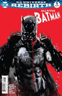 All-Star Batman #1 (Jock Cover)