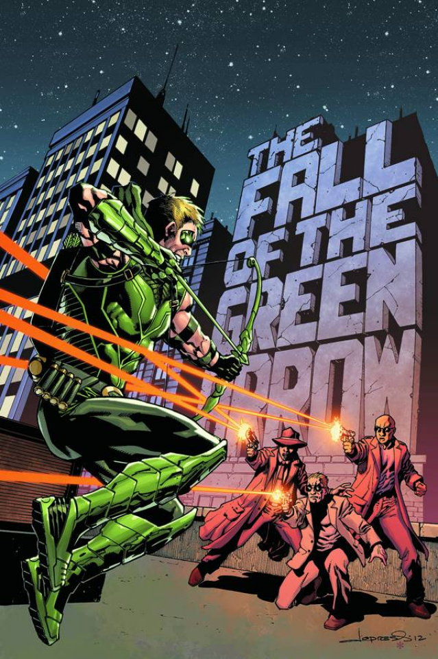 Green Arrow #15