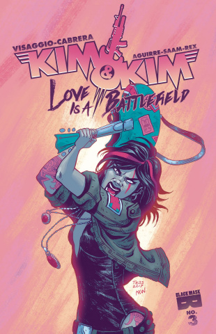 Kim and Kim: Love is a Battlefield #3