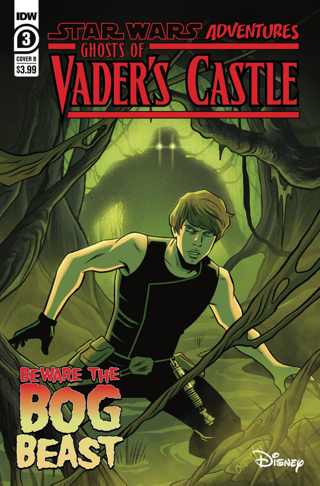 Star Wars Adventures: Ghosts of Vader's Castle #3 (Charm Cover)