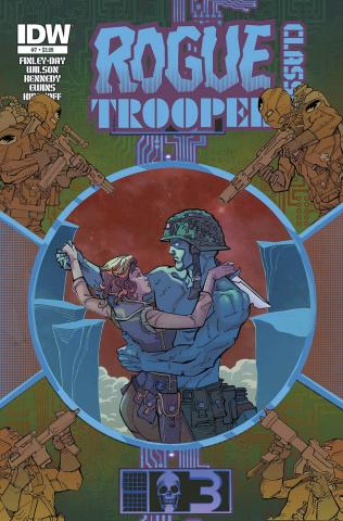 Rogue Trooper Classics #7