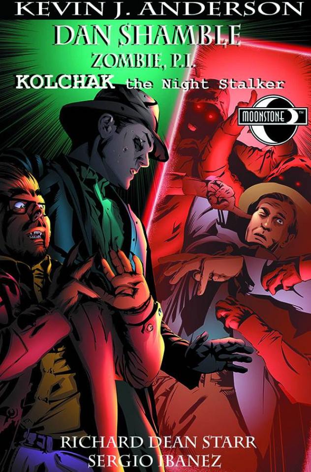 Kolchak / Dan Shamble, Zombie P.I. #1