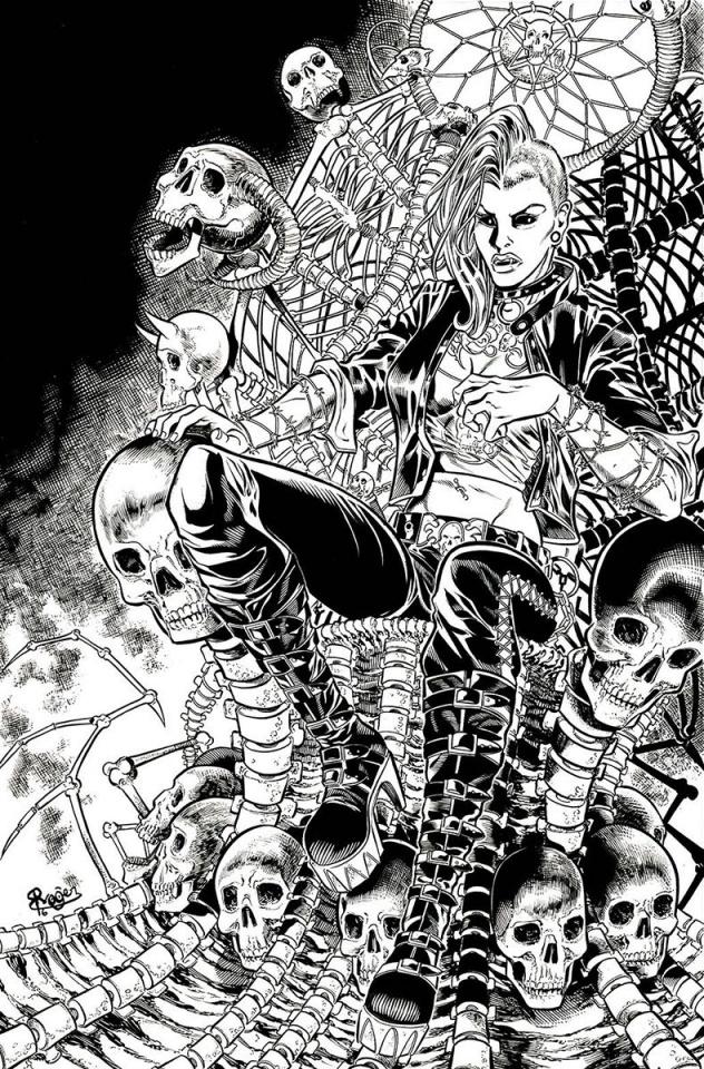 Grimm Fairy Tales: Apocalypse #2 (Martinez Cover)