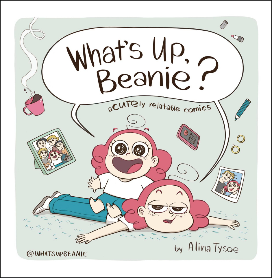 What' Up Beanie? Acutely Relatable Comics