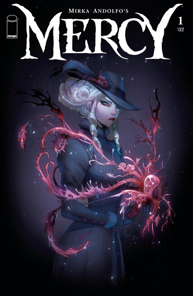 Mercy #1 (Andolfo Cover)
